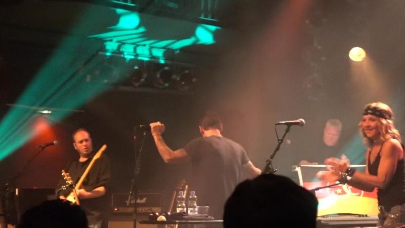 Sully Erna - Gruenspan, Hamburg - 16.09.2017