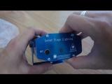 Лазерный проектор - Домашняя супер дискотека.