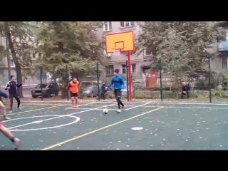 """Чемпионате MLFL по """"Street Football""""5х5Спарта -ФП"""
