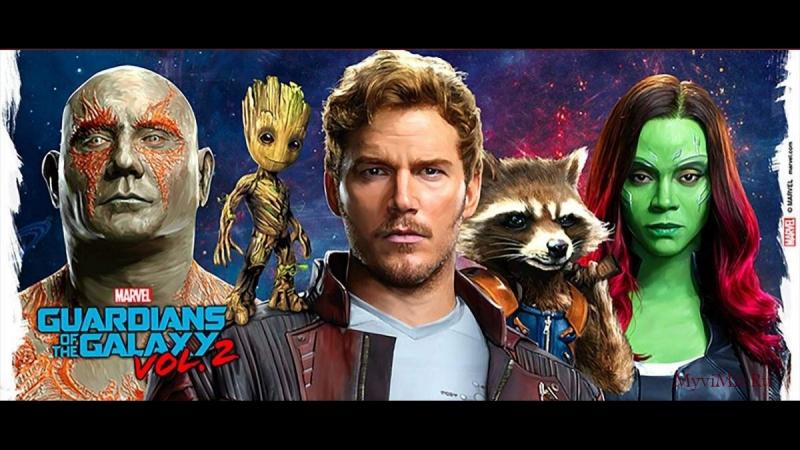 Стражи Галактики. Часть 2 Guardians of the Galaxy Vol. 2, 2017 16