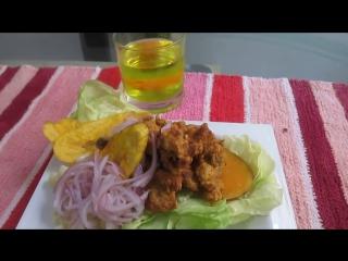 Chicharrón de pescado - gastronomía peruana