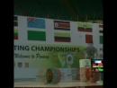 Толчок 2⃣0⃣0⃣ кг. и попытка на 2⃣0⃣5⃣ кг. на Первенстве мира среди юниоров 2011 (Малайзия) The clean and jerk 4⃣4⃣0⃣ lb. and