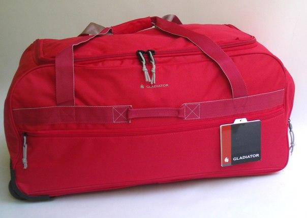 ♥ Дорожная брендовая сумка на колесах