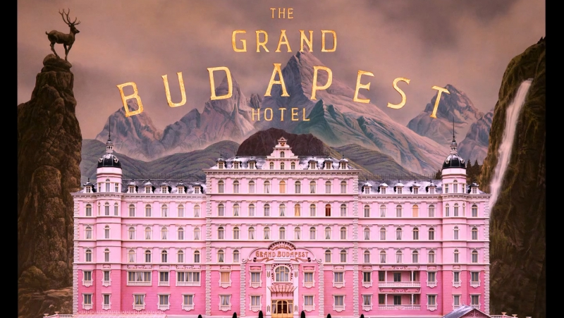Отель Гранд Будапешт | The Grand Budapest Hotel