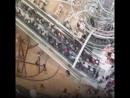 Авария на эскалаторе в Гонконге
