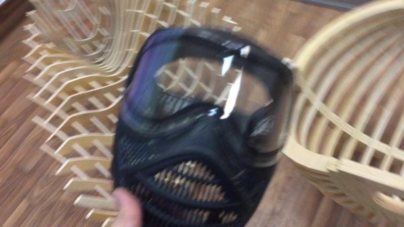 Стекло для маски Tippmann Valor