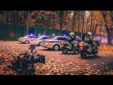 Как снимали клип БОГИ ДОРОГИ Алексея Хворостяна и сотрудников УГИБДД МОСКВЫ.