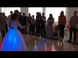 Первый танец Екатерины и Станислава