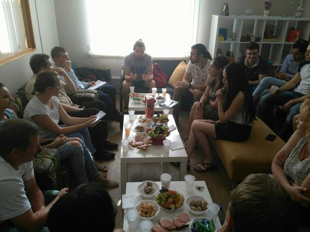 Вечер бизнес-знакомств был жарким! 15 новых участников и наш постоянны