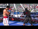 1) 2013-08-24 StubHub Center, Carson, California, USA Dominic Breazeale - Lenroy Thomas, Joseph Diaz - Noel Mendoza