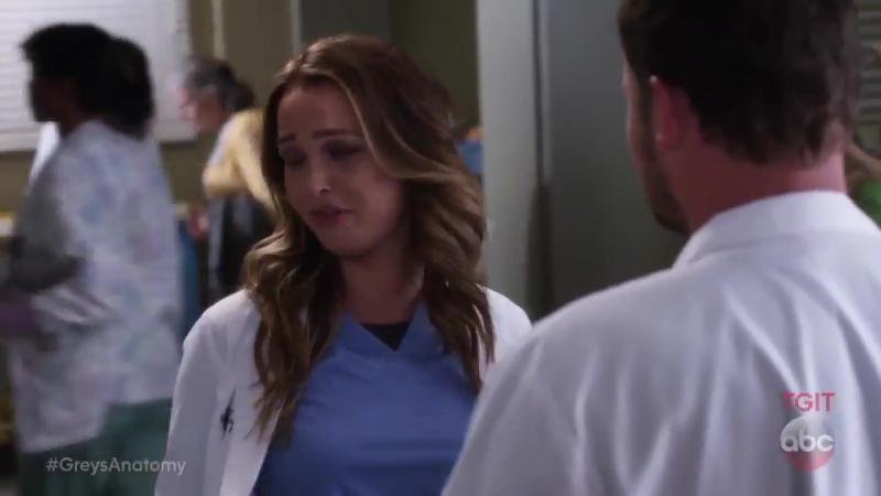 Анатомия страсти / Greys Anatomy Промо 14-го сезона (2017)