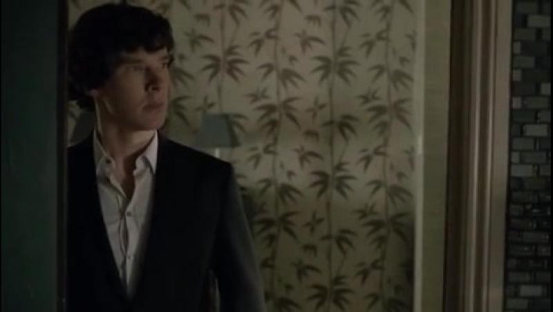 Шерлок _ 2 сезон (1 серия) скандал в Белгравии