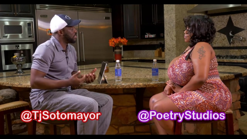 Busty IG Model PoetryStudios 1on1 With Tommy Sotomayor pt5