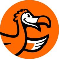 Логотип Додо Пицца Коломна. Бесплатная доставка