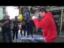VYACHESLAV SHABRANSKYY PUTTING IN WORK FOR SERGEY KOVALEV NOVEMBER 25TH WBO TITLE SHOT