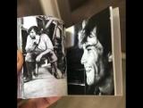 A beautiful thing. A small book of @mattstokoe s on set snaps.