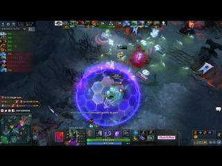 Invictus Gaming defs highground