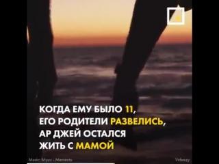 """История Ар-Джей Митта из сериала """"Во все тяжкие"""""""