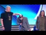 КВН-2017. Премьер-лига. 1-ая 12. Фристайл со звездой.