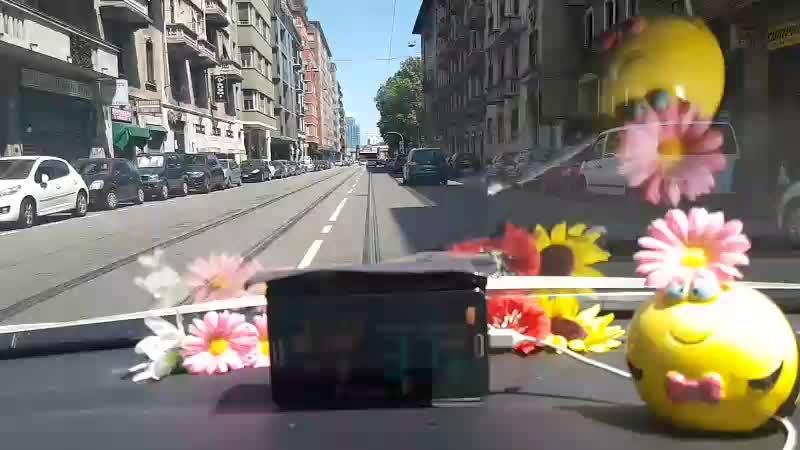 ◀💛 Taxi Live ™ 💛▶ ▸ Italia Principe Casanova Milan 28° ☀