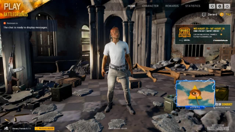 FRESH MEAT AT PUBG TODAY (⊙▂⊙) Welcome! \o/ Path of Exile NEXT! (╯▽╰)