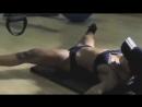 Сексуальные спортивные девушки занимаются спортом Фитнес мотивация для женщин