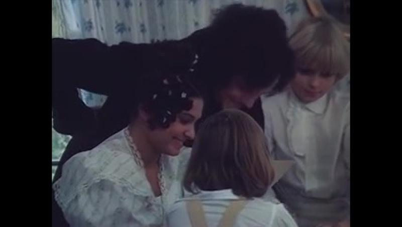 Красное и чёрное (1 серия) (1976)