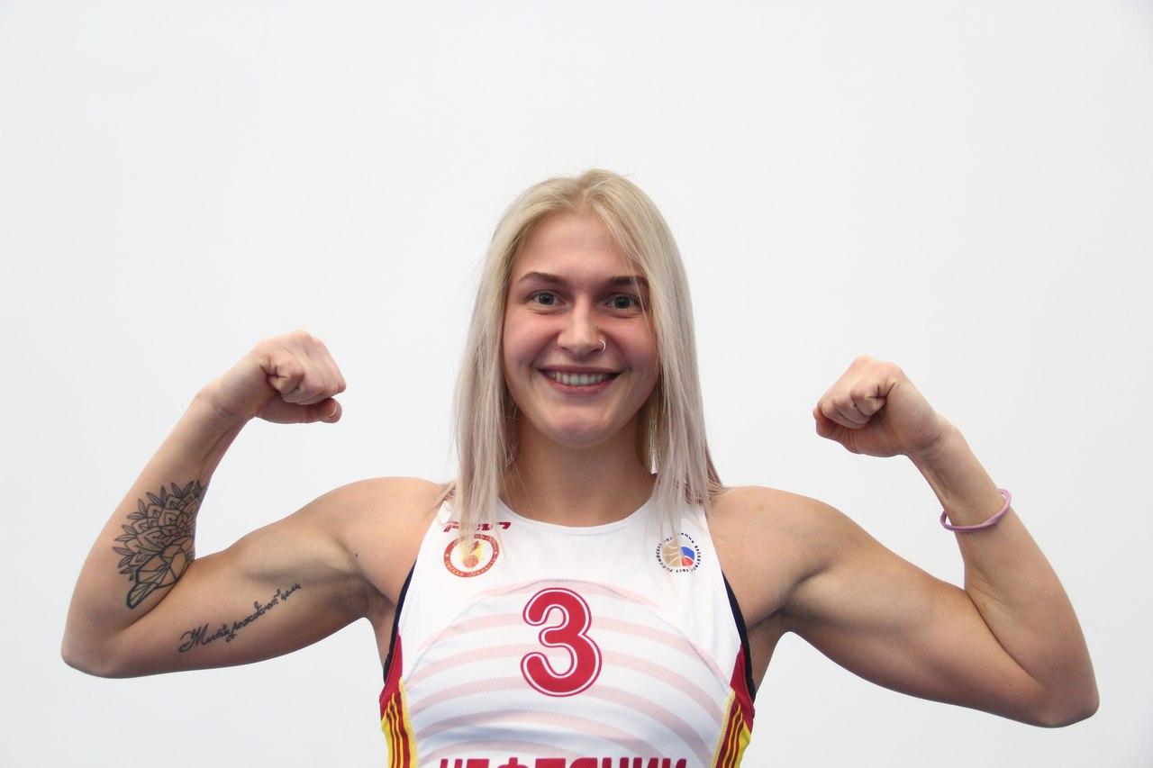 Поздравляем Марию Воробьёву!