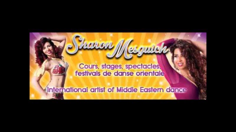 Sharon Mesguich bellydancer - artist international - danseuse orientale professionnelle