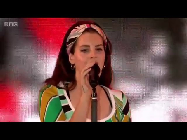 Lana Del Rey live at Radio 1's Big Weekend - BBC (May 2017) Full concert