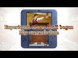 Apollo Justice Ace Attorney - 3DS Launch Trailer