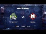 TS.Academy vs Nemiga, map 1 train, SL i-League Invitational Shanghai 2017 CIS Qualifier