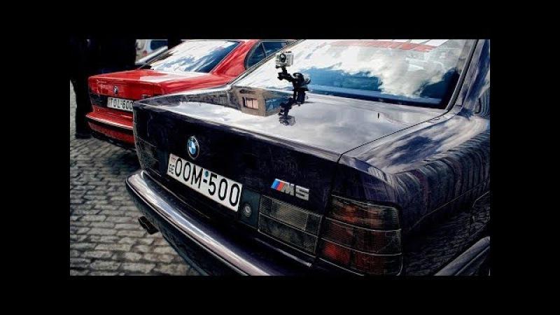BMW M5 - Gangsta's Paradise (Giorgi Tevzadze-გიორგი თევზაძე) R.I.P OOM-500
