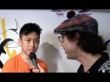 Nardwaur vs Rich Chigga but instead the whole Interview is Breathing