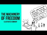 The Machinery Of Freedom Illustrated summary