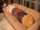 В гостях у Ромашково. Мастер-класс по изготовлению подушек.