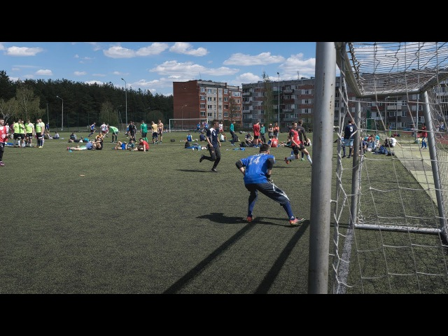 Esi Pirmais 2. posms - May 2017 FOOTBALL BASKETBALL