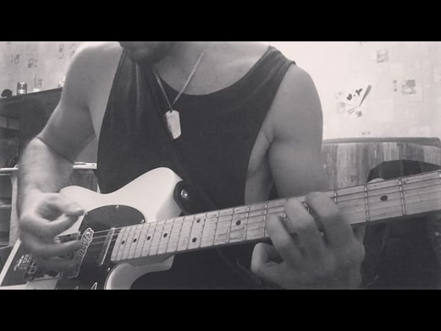 System of a Down - Tentative ( guitar cover )
