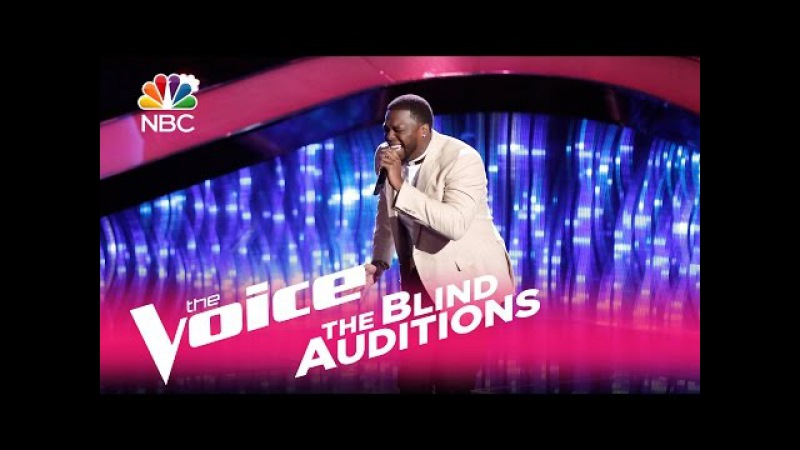 The Voice 2017 Blind Audition - JChosen: Sexual Healing