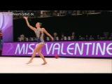Hanna Bozhko Clubs Final - Miss Valentine Cup Tartu 2017