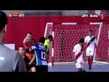 CARACAS FC (VEN) 3 - 5 CARLOS BARBOSA (BRA) COPA LIBERTADORES FUTSAL 2017