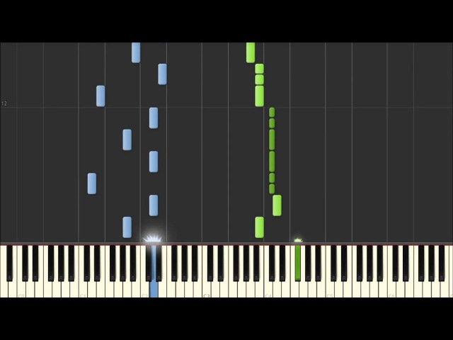 Дружко - Необъяснимо, но ХАЙП (feat.55x55) [Piano Tutorial] Synthesia