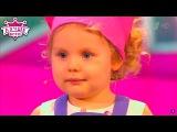 Девочки, учитесь!!!)))  Самый маленький повар! Полина Симонова, 3 года, Люберцы.  Самый маленький повар!