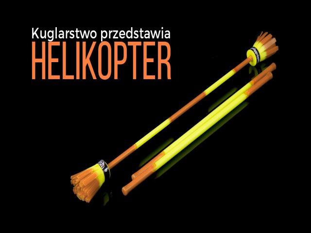 Podstawy Flowerstick helikopter