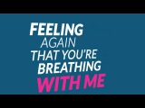Justs - Heartbeat  lyrics video  Eurovision 2016 Latvia