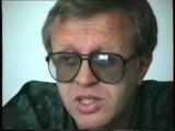 ВАДИМ  ЕГОРОВ . ПЕРВОЕ ПОСЕЩЕНИЕ  ИЕРУСАЛИМА. 1991 год