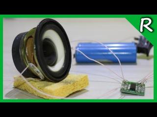 Аудио усилитель на базе PAM8403 мощность 2x3 Watt [© Игорь Шурар 2017]