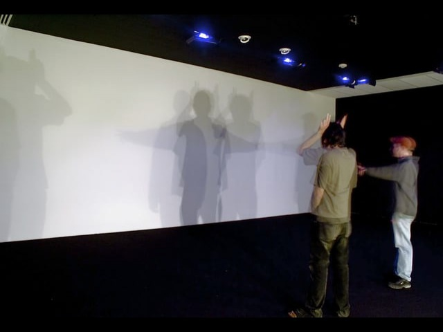 Sustained Coincidence 2007 by Rafael Lozano Hemmer