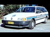 Volkswagen Passat Variant Gendarmerie LU spec B3 1988 93
