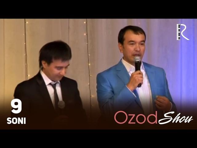 MUVAD VIDEO - Ozod SHOU 9-soni | Озод ШОУ 9-сони